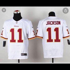 Nike On Field #11 Jackson Jersey